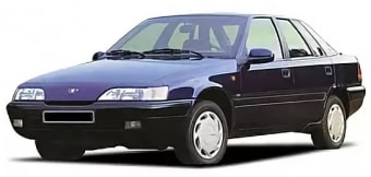 Цена Daewoo Espero 1998 года в Барнауле