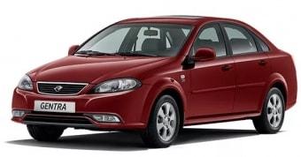 Цена Daewoo Gentra 2014 года в Барнауле