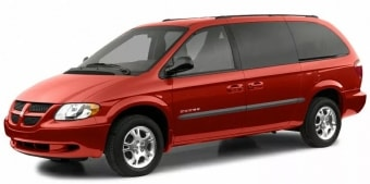 Цена Dodge Grand Caravan 2002 года в Самаре