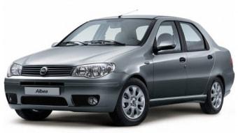 Цена FIAT Albea 2010 года в Перми