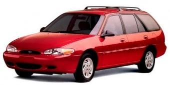 Цена Ford Escort 1998 года в Краснодаре