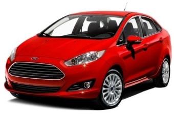Цена Ford Fiesta 2016 года в Ярославле