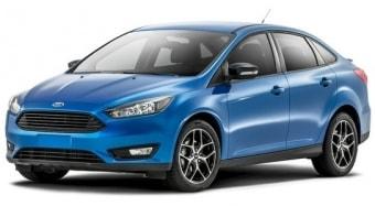 Цена Ford Focus 2000 года в Казани