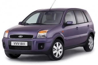 Цена Ford Fusion 2007 года