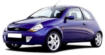 Цена Ford Ka 2003 года в Санкт-Петербурге
