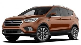 Цена Ford Kuga 2016 года в Нижнем Новгороде