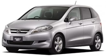 Цена Honda Edix 2004 года