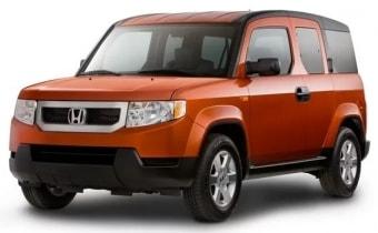 Цена Honda Element 2005 года