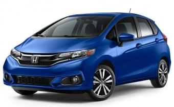 Отзывы Honda Fit