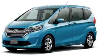 Отзывы Honda Freed