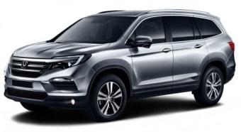 Цена Honda Pilot 2014 года в Омске