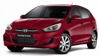 Цена Hyundai Accent 2013 года в Иркутске