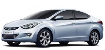 Цена Hyundai Avante 2014 года в Новокузнецке