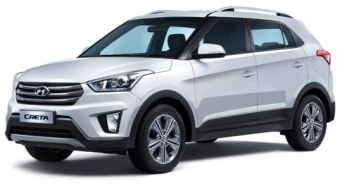 Цена Hyundai Creta 2016 года в Саратове