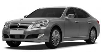 Цена Hyundai Equus 2010 года в Москве