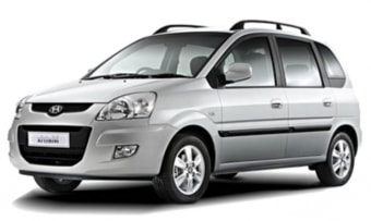 Цена Hyundai Matrix 2008 года в Санкт-Петербурге