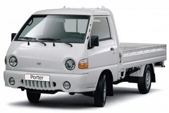 Цена Hyundai Porter 1999 года