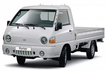 Цена Hyundai Porter 2001 года в Волгограде