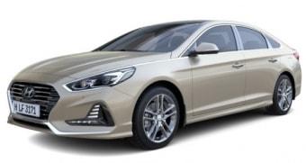 Цена Hyundai Sonata 2018 года в Москве