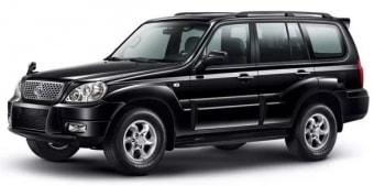 Цена Hyundai Terracan 2003 года в Красноярске