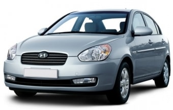 Цена Hyundai Verna 2011 года в Омске