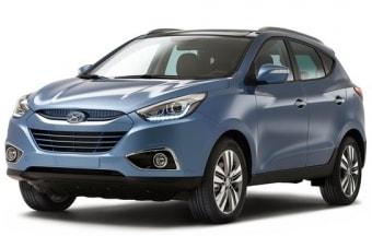 Цена Hyundai ix35 2015 года в Севастополе