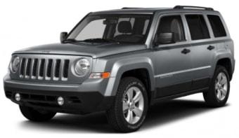 Цена Jeep Patriot