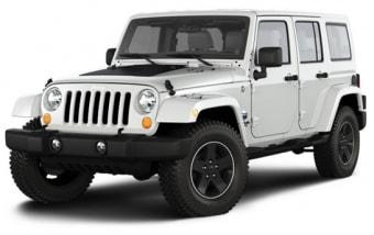 Цена Jeep Wrangler 2014 года в Самаре
