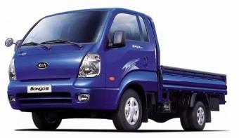 Цена Kia Bongo 2006 года в Барнауле