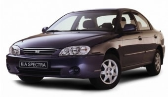 Цена Kia Spectra 2007 года в Воронеже