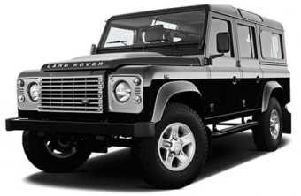 Цена Land Rover Defender 2009 года в Перми