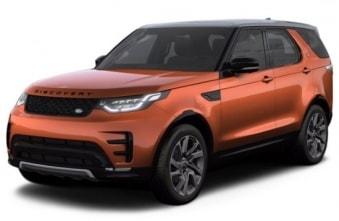 Цена Land Rover Discovery