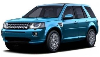 Цена Land Rover Freelander