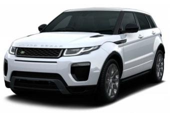 Цена Land Rover Range Rover Evoque