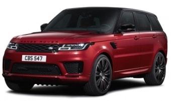Цена Land Rover Range Rover Sport