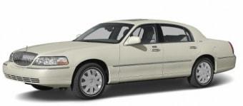 Цена Lincoln Town Car 2009 года в Москве