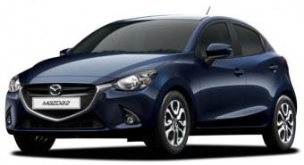 Цена Mazda 2 2007 года