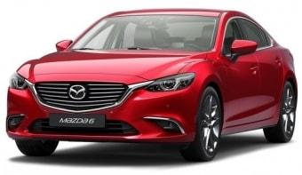 Цена Mazda 6 2018 года в Москве