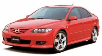 Цена Mazda Atenza 2002 года