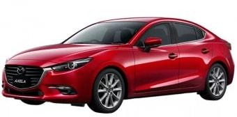Цена Mazda Axela 2014 года в Новосибирске