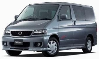Цена Mazda Bongo-Friendee 2001 года