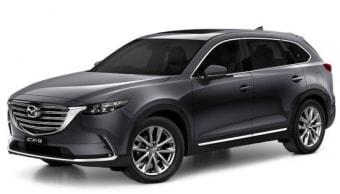 Цена Mazda CX-9