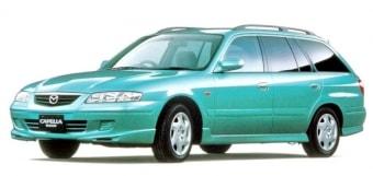 Цена Mazda Capella 1998 года в Перми