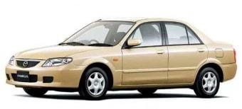 Цена Mazda Familia 2003 года в Челябинске