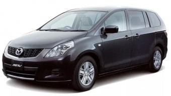 Цена Mazda MPV 2003 года в Иркутске