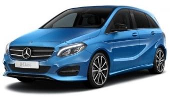Отзывы Mercedes-Benz B-класс