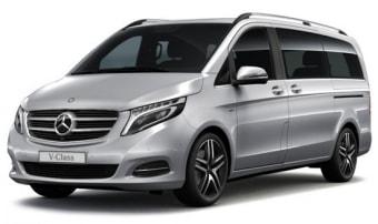 Цена Mercedes-Benz V-класс