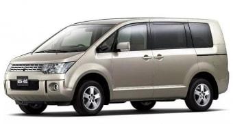 Отзывы Mitsubishi Delica