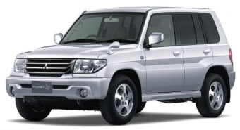 Цена Mitsubishi Pajero IO 1998 года