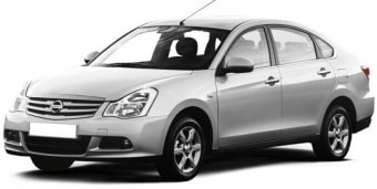 Цена Nissan Almera 2014 года в Москве